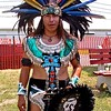 A Noble Aztec Warrior