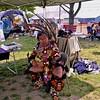 An Aztec Native American