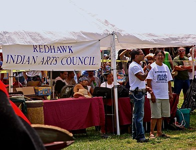 Redhawk Indian Arts Council Pow Wow