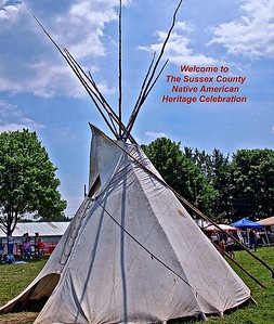 Welcome to The Sussex County Native American Heritage Celebration