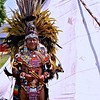 Dress of an Aztec Noble at the Sussex County PowWow