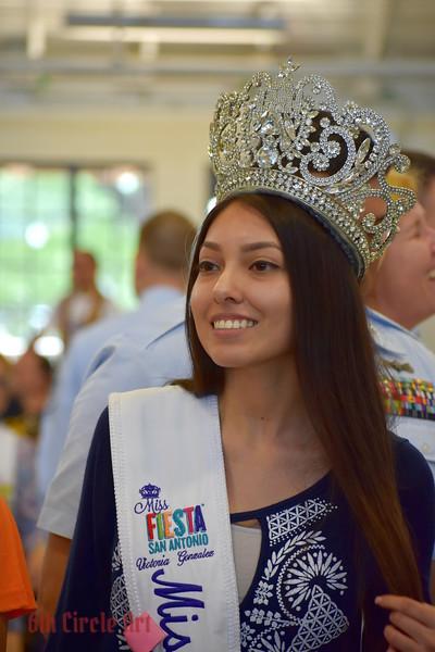 Miss Fiesta San Antonio 2019