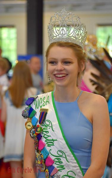 Fiesta Teen Queen 2019