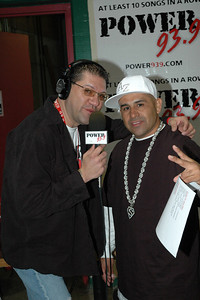 JR Gonzalez talks live at the Kansas Coliseum with MC Magic