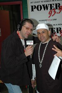 JR Gonzalez talks live at the Kansas Coliseum with MC Magic