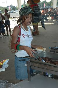 Power 93.9 Back to School BBQ 2005.