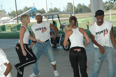 Power 93.9 Back to School BBQ 2005.