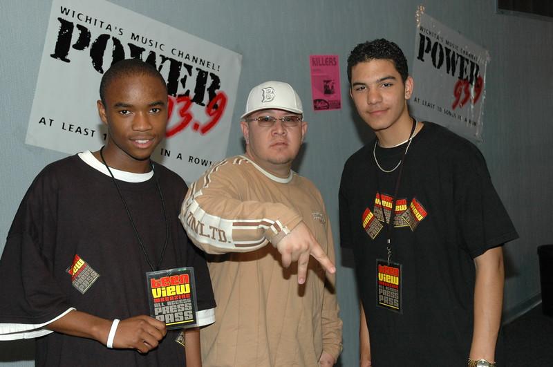 Power House Jam May 29, 2005.