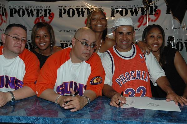 """Power 93.9 """"House Jam"""" June 06, 2005"""