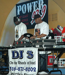 Power 93.9 MIKE JONES Feb 2, 2006. Wichita, Ks.