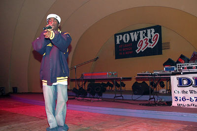 Power 93.9 MIKE JONES Feb 2, 2006. Wichita, Ks.