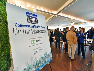 Power Breakfast, Commercial Real Estate – On the Waterfront