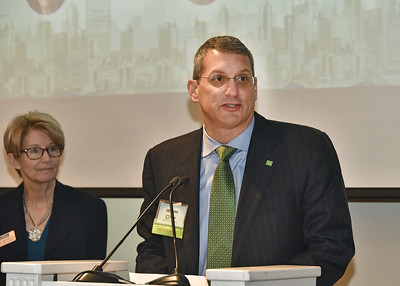 Jim Gaspo, Regional Vice President for Upstate New York, TD Bank