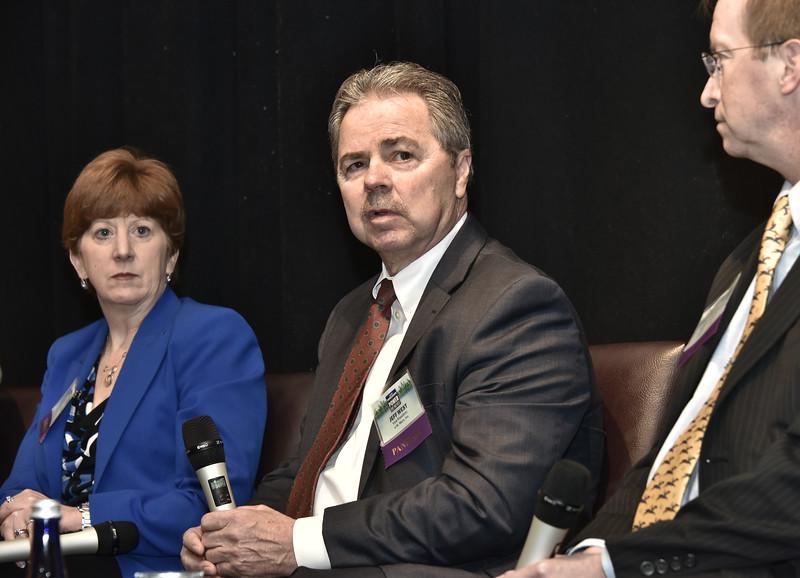 Panelist Jeff West, Vice President, U.W. Marx, Inc.