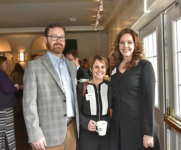 Patrick Jordan, Kristen Diesel and Cheryl Stock