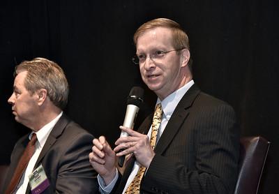 Panelist Todd Shimkus, President, Saratoga County Chamber of Commerce