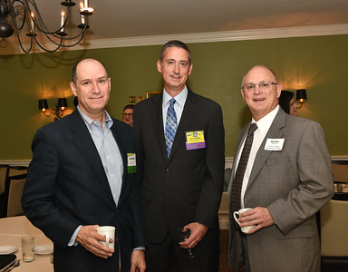 John Onderdonk, Bill Strang and Drew Matonak