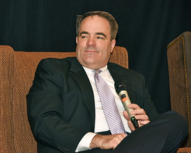 panelist Ted Potrikus, president & CEO at the Retail Council of New York State