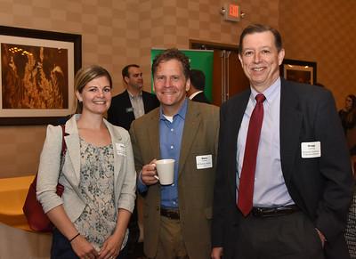 Amy Signor, Steve Boisvert and Gregg Ursprung
