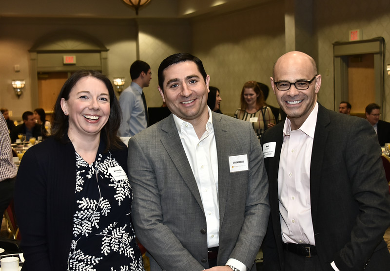 Amanda Tessier, Steven Grasso and Mark Amodeo