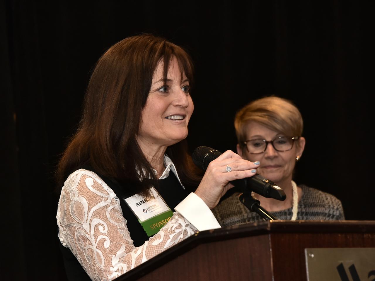 Debra Pollard of Fenimore Asset Management