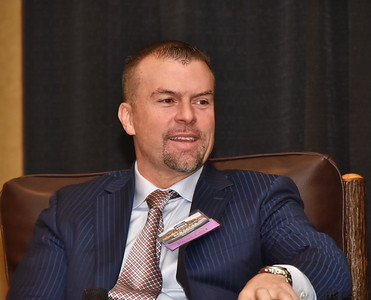 Panelist Dan Davies, Broker and Owner of Davies-Davies & Associates Real Estate