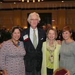 Susan Barry, David and Maura Fennell, Elizabeth Austin.