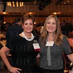 Julie Henson and Angela Leinenbach.
