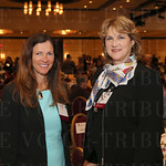 Cindy Grissom and Linda Rice.