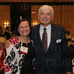 Becky Phillips and Bill Carroll.