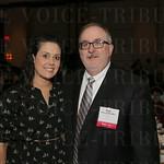 Farrah Ferriell and Dr. Scott Duncan.