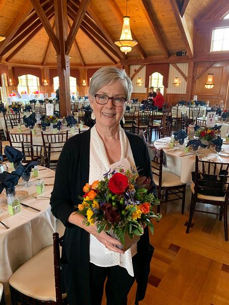 Power of Flowers founder Joyce Bellefeuille of Hudson, N.H.