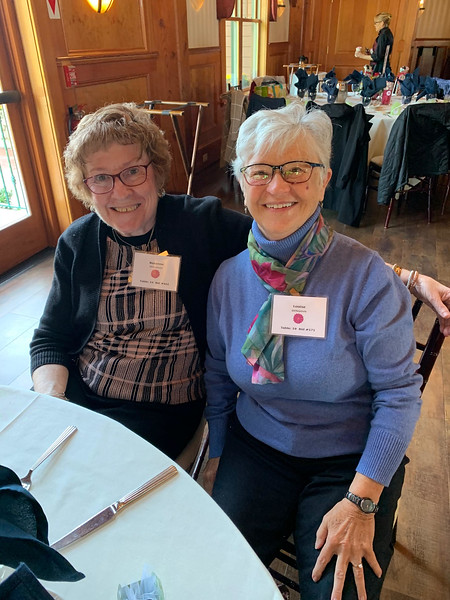 Roxanne O'Connor of Hudson and Louise DiNuovo of Keene, N.H.