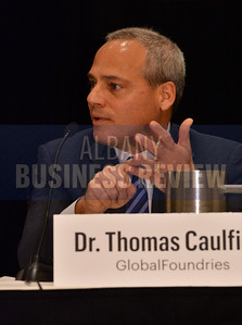 1-29-2015, Economic Outlook Power Breakfast.  Thomas Caulfield of GlobalFoundries