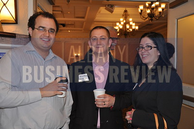 Rob Scrivens of Steadfast Risk Advisors, Rodney Brewer of Steadfast Risk Advisors, and Brittiny Razzano of Herzog Law Firm P.C.