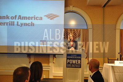 Jennifer MacPhee, Market President, Bank of America/Merrill Lynch
