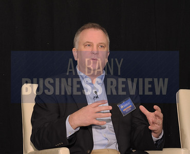 Panelist David Apkarian, president and CEO of TransTech Systems.