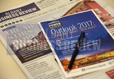 Albany Business Review's Power Breakfast, Outlook 2017: President Trump - Now What?