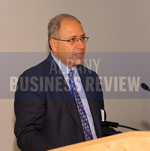6-24-2015, Albany Business Review's Higher Education Power Breakfast.  Andy Pallotta, Executive Vice President at NYSUT.