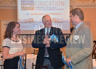 6-25-2014, Power Breakfast, education