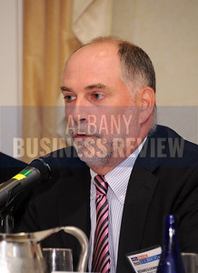 Richard Sleasman, president and managing director at CBRE-Albany