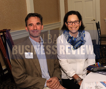 John and Ann MacAffer from CBRE-Albany
