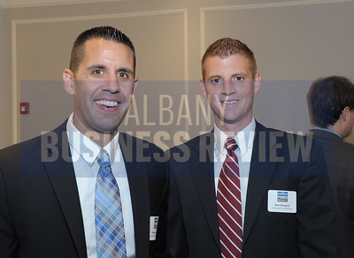 Greenbush Financial Group's Michael Ruger and Rob Mangold.