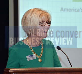 Cindy Applebaum, market president and publisher of the Albany Business Review