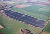 Aerial photo of Bilsthorpe.