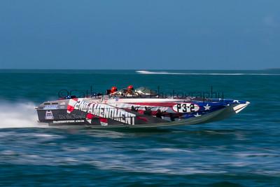 Superboat International Key West World Offshore Powerboat Champi