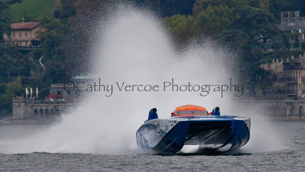 Class One Powerboat World Championships Cernobbio 2012