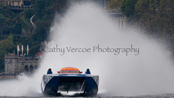 Class One Powerboat World Championships Cernobbio 2012