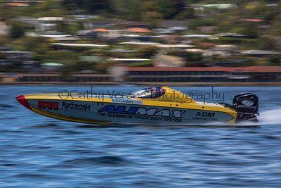 Alimax at the first race of the 2013 New Zealand Offshore Powerboat Racing season on Lake Taupo. Cathy Vercoe LuvMyBoat.com