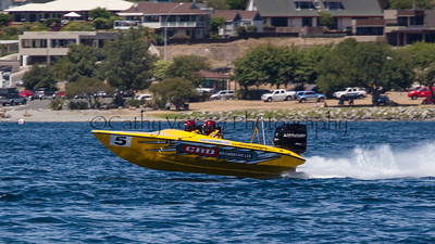 CRD Automotive at the first race of the 2013 New Zealand Offshore Powerboat Racing season on Lake Taupo. Cathy Vercoe LuvMyBoat.com